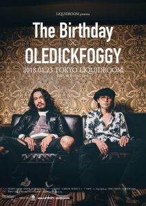 The Birthday / OLEDICKFOGGY