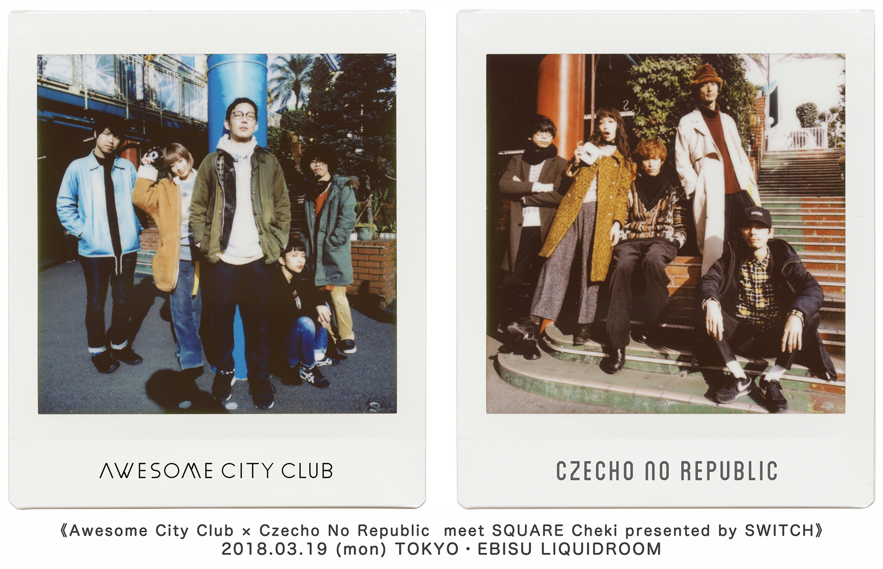 Awesome City Club / Czecho No Republic
