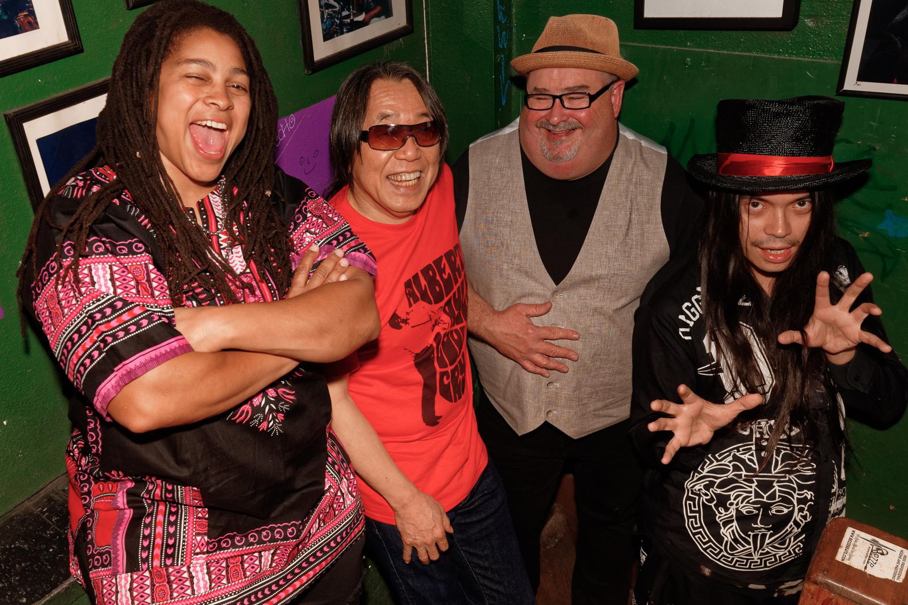 "Funk on Da Table (June Yamagishi✕KenKen featuring Nikki Glaspie & John ""Papa"" Gros)"