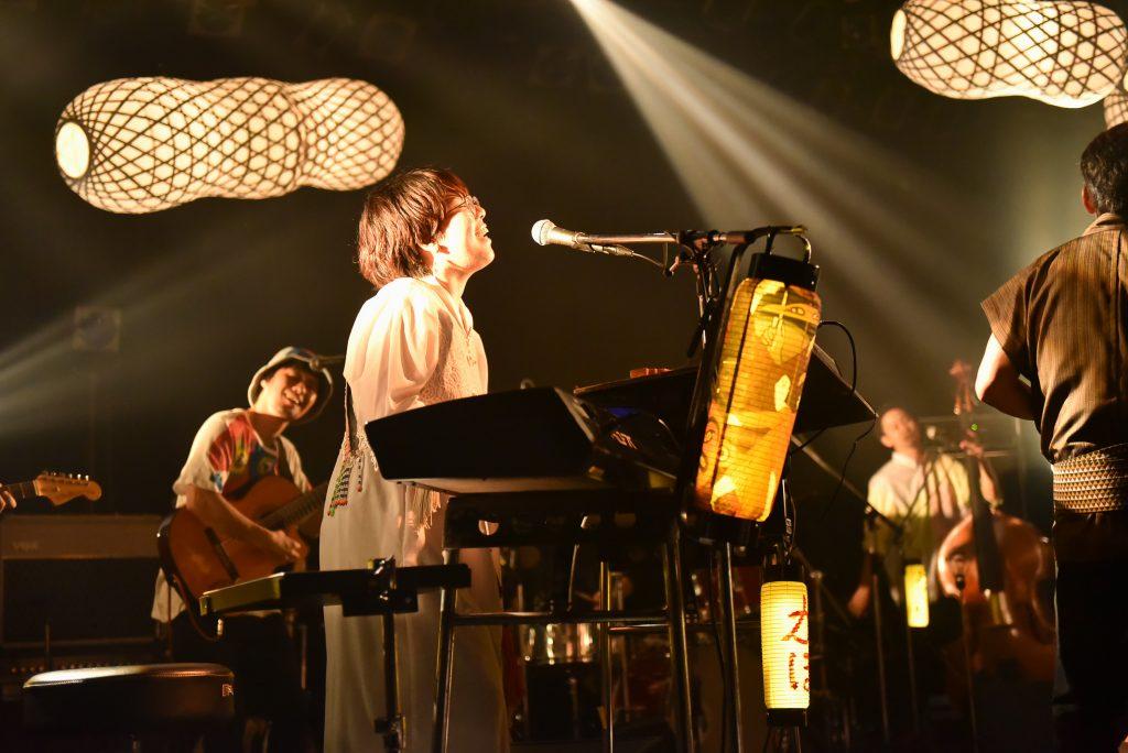 <br>LIQUIDROOM 15th ANNIVERSARY <br/>中村佳穂<br>うたのげんざいち 音楽を生き、音楽が生きた夜