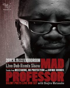 MAD PROFESSOR<br/>Live Dub Remix Show