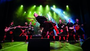 Red Hot Chilli Pipers〈公演中止〉