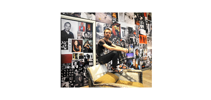 JESPER HAYNES写真展『Life と Art の曖昧な線〜St. Marks 1986-2006〜』