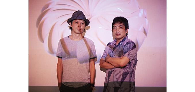 KAZUMA MORINO『PINK SKIN』Collaboration with Ken Ishii