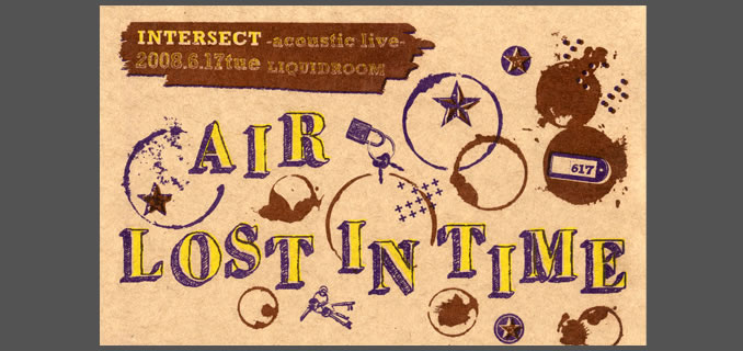 AIR/LOST IN TIME