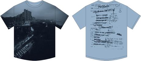 MogwaiTshirtS