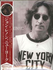 ジョン・レノン, ニューヨーク(DVD)