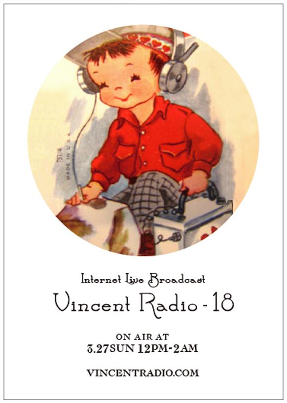 VINCENT RADIO – 18
