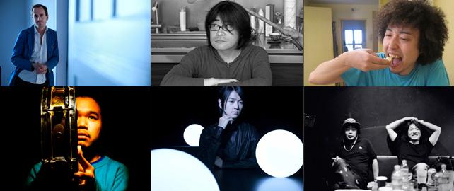 Ulrich Schnauss/rei harakami/U-zhaan × mabanua/agraph + VJ Masato TSUTSUI/AUTORA