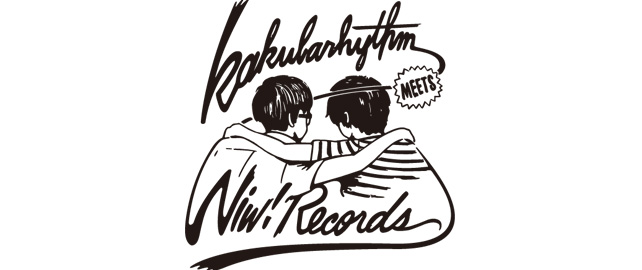KAKUBARHYTHM meets Niw! Records 2011