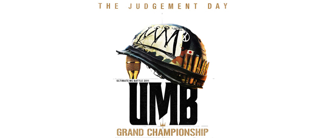 ULTIMATE MC BATTLE GRAND CHAMPIONSHIP 2011 THE JUDGEMENT DAY