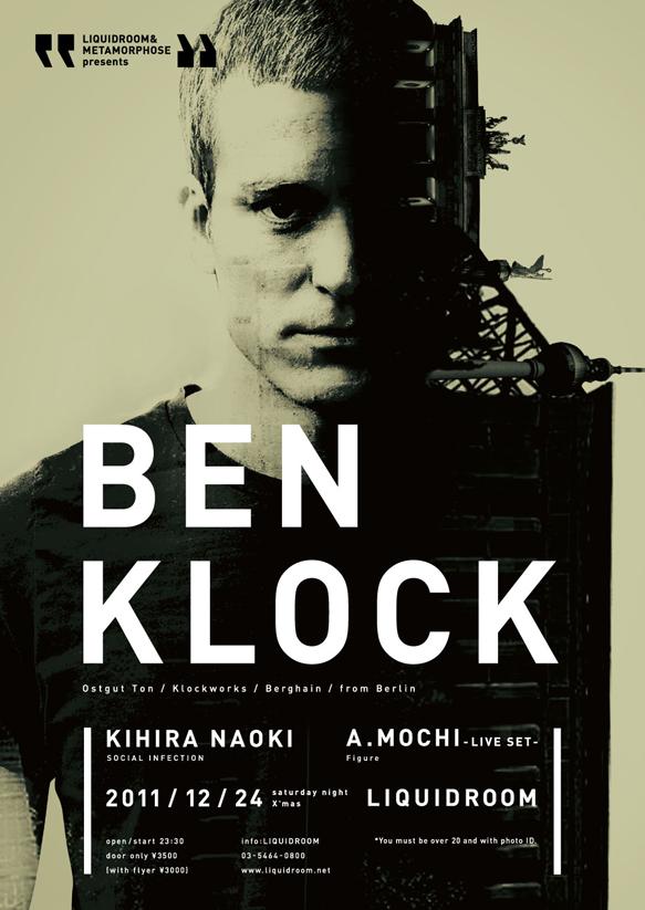 BEN KLOCK_•