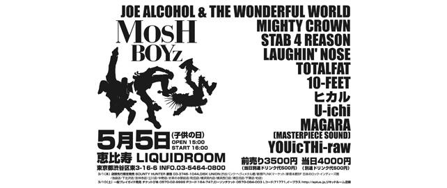 MOSH BOYz