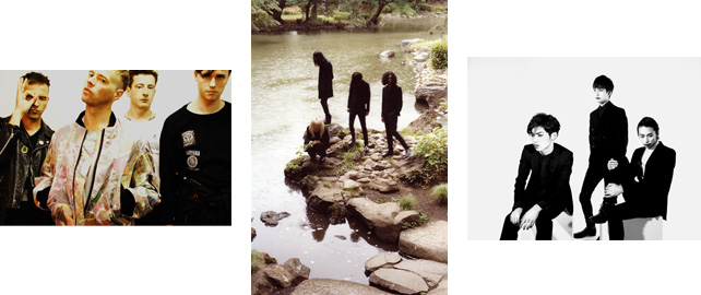 THE NOVEMBERS x LILLIES AND REMAINS presents 「Sigh」