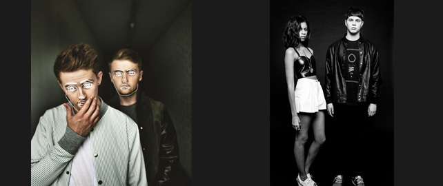 DISCLOSURE / ALUNAGEORGE