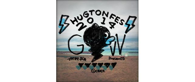 かせきさいだぁ presents ハグトンフェス 2014 GWだよ!春の大音楽祭り!