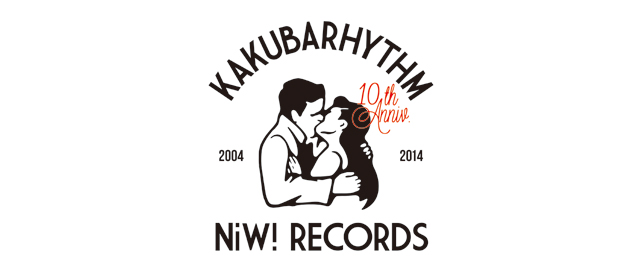 kakubarhythm meets Niw! Records 2014