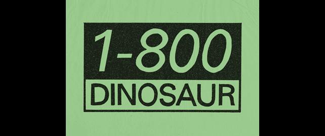 1-800 DINOSAUR Japan Tour
