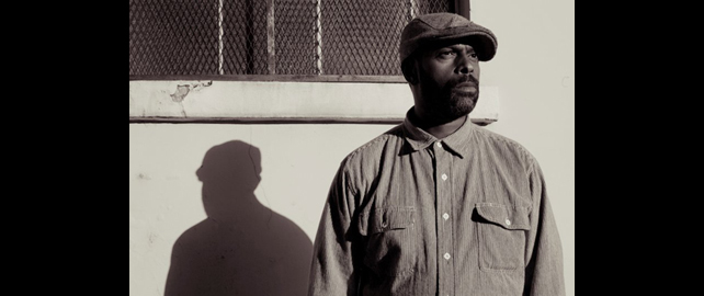 THEO PARRISH (LIVE)