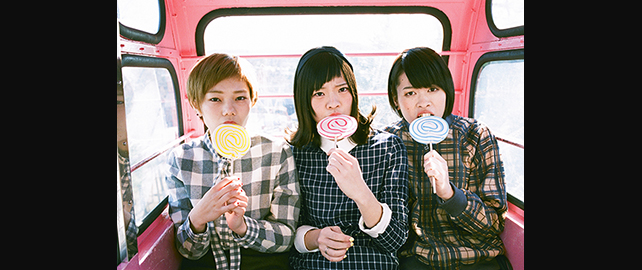 "J-WAVE ""TOKYO REAL-EYES"" SPEAK OUT! LIVE「SHISHAMO NO TSU-MAN」"