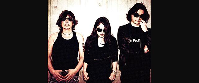 浅井健一  & THE INTERCHANGE KILLS