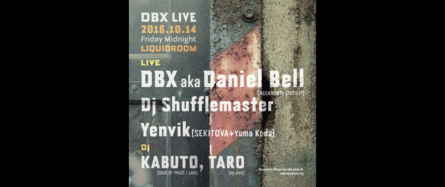 DBX LIVE