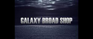 「GALAXY BROAD SHOP」ポップアップストア