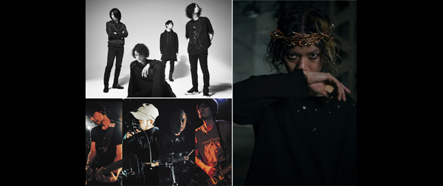 9mm Parabellum Bullet  / AA= / WRENCH