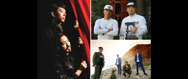 Creepy Nuts(R-指定&DJ松永) / SHINGO★西成 & DJ FUKU / FIRE BALL