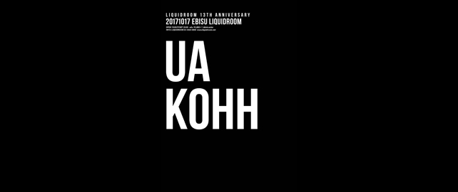 UA / KOHH